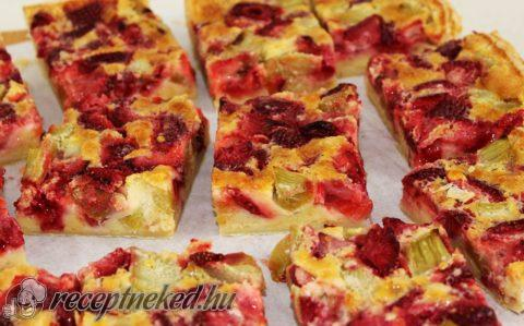 Epres-rebarbarás leveles pite