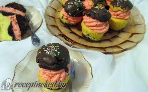 Puncs cupcake