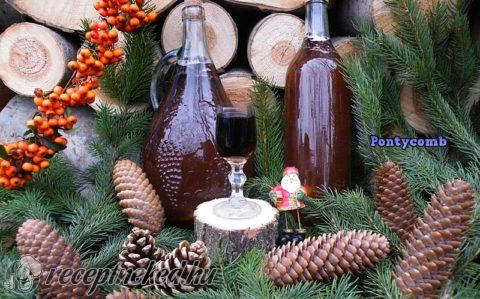 Karácsonyi mézeskalácspálinka