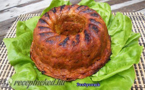 Stefánia vagdalt torta