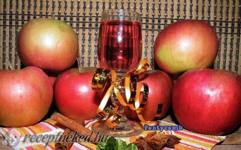 Sült alma pálinka