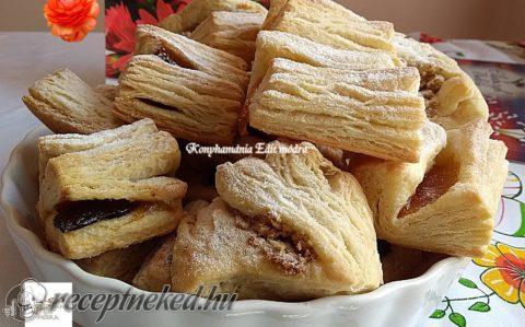 Hájas-leveles sütemények
