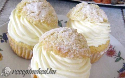 Képviselőfánk muffin