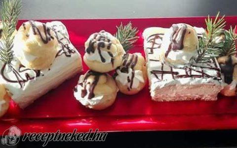 Képviselőfánk süti