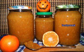 Fűszeres mandarindzsem