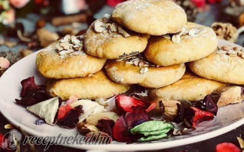 Sütőtökös keksz egészségesen