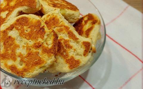 Krumplis pogácsa (püré újrahasznosítva)
