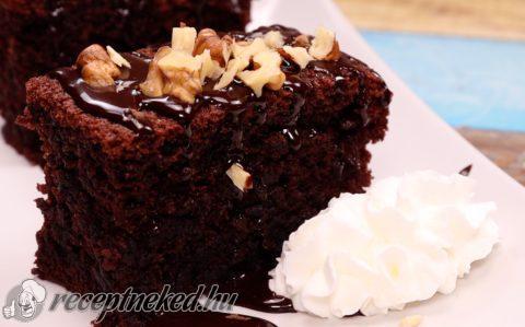 Majonézes csokikocka