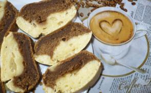 Caffé latte őzgerinc